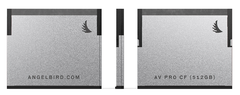 AVproCF 256GB 2Pack+CardReader