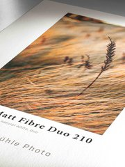 Photo Matt Fibre Duo 210g