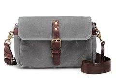Ona Bag Bowery Canvas Smoke