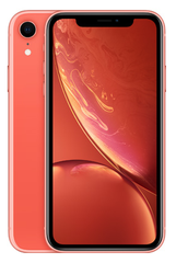 iPhone XR 256GB Koralle