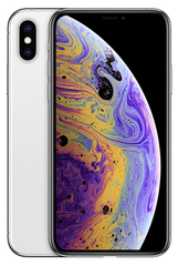 iPhone XS 64GB Silber