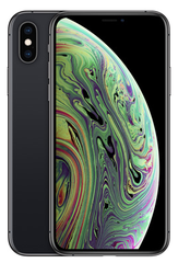 iPhone XS 64GB Spacegrau