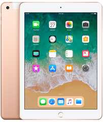 iPad 128GB WiFi/LTE Gold
