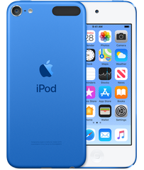 iPod touch 256GB blau