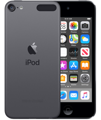 iPod touch 128GB space grau
