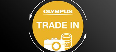 OLYMPUS Trade-In Aktion