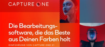 NEU: CAPTURE ONE 21